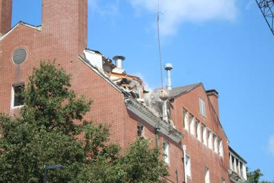 Bureau of Mines Demolition