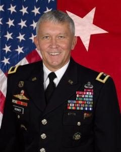 Brig. Gen. James Bonner