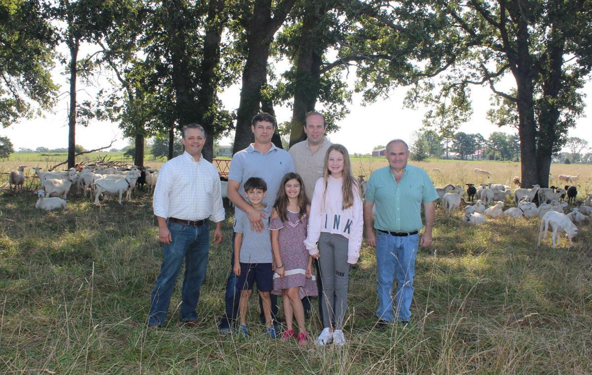 Rep. Smith Greek Farms tour