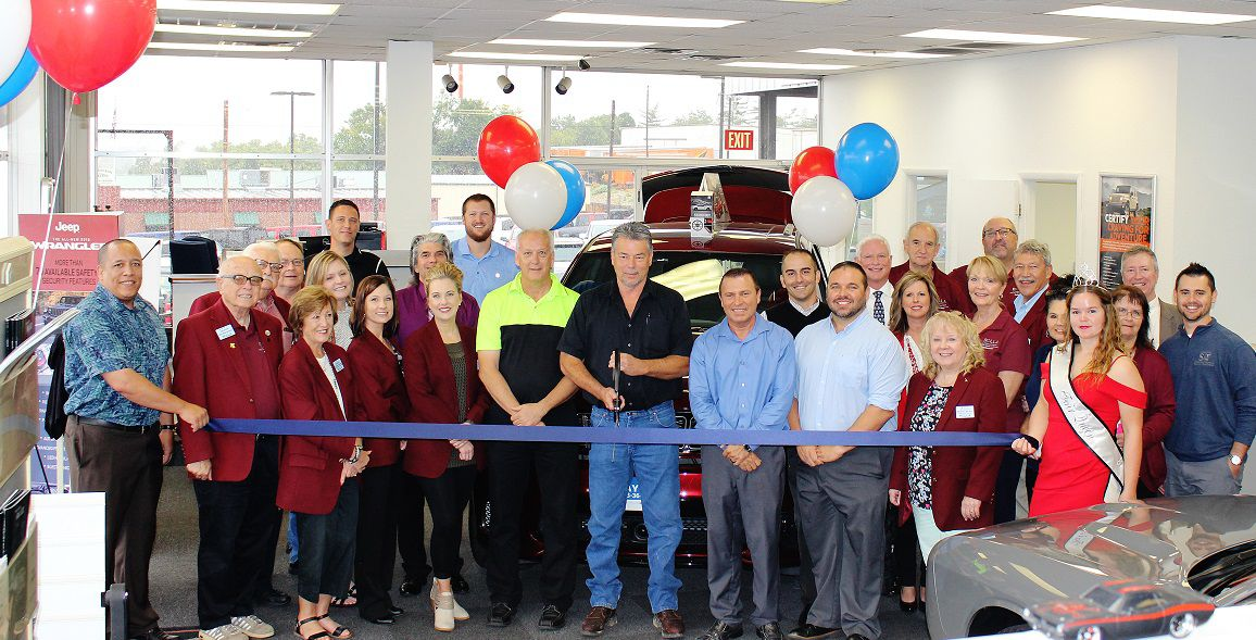 Chamber Hosts Ribbon Cutting For Taylor Chrysler Dodge Jeep Ram