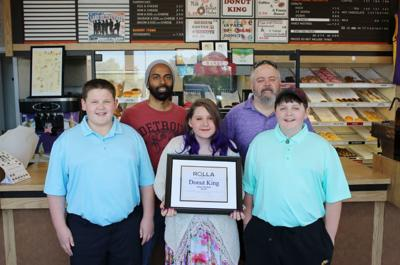 Donut King, June Business of the Month