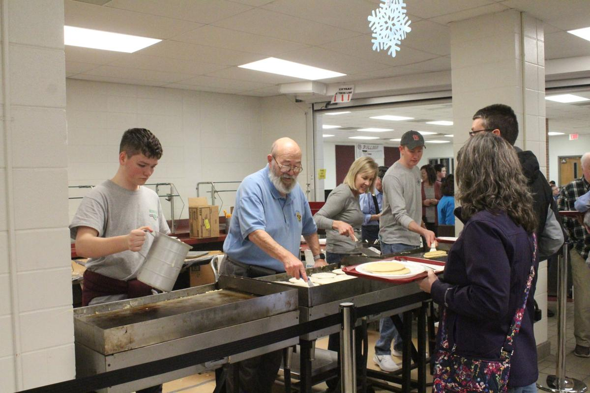 73rd Annual Pancake Day