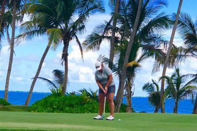 Golf Lady Miners Third At Island Getaway Classic Local