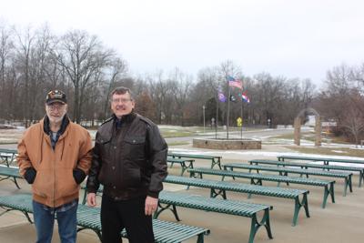 Veterans Memorial Park New Pavilion