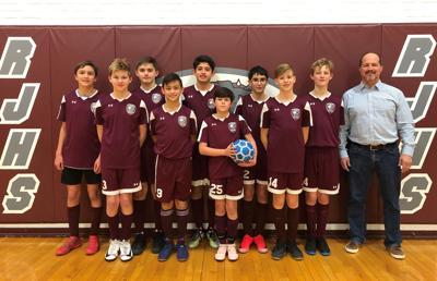 Knights U14 futsal