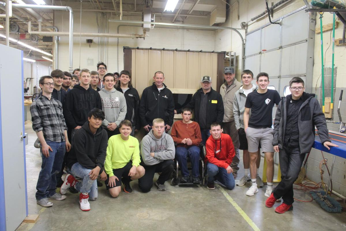 Rti Class Makes One Of A Kind Blind For Classmate The Focus Insider Phelpscountyfocus Com