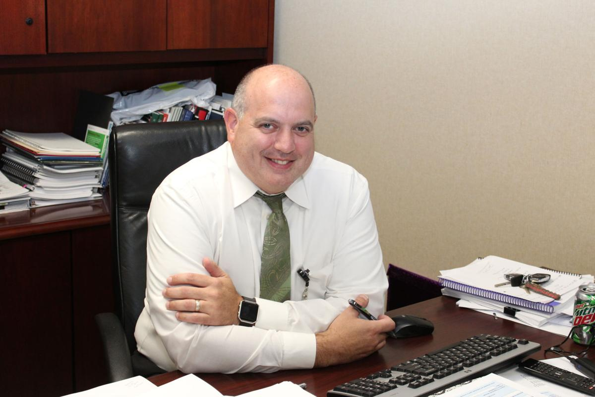 CEO Edward Clayton of Phelps County Regional Medical Center