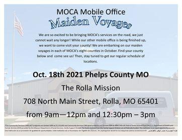 MOCA Mobile Office visit