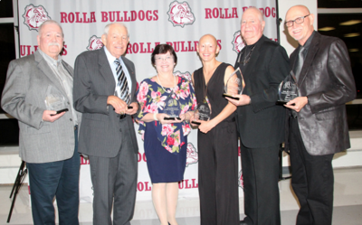 Class of 2020 inductees for the Rolla High School Hall of Fame