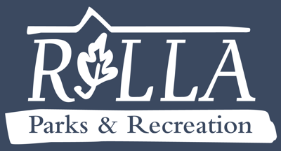 Rolla Parks and Rec logo