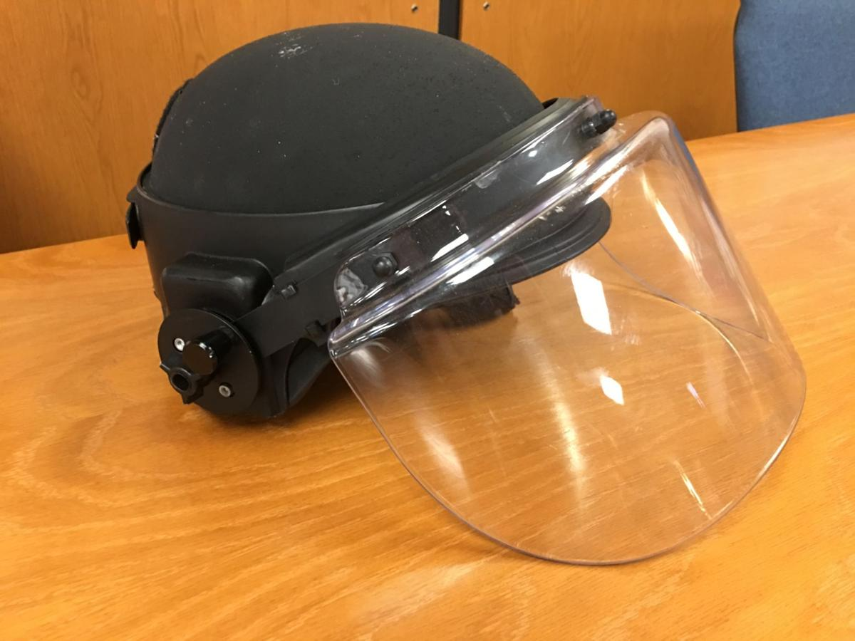 New RPD Ballistic helmets