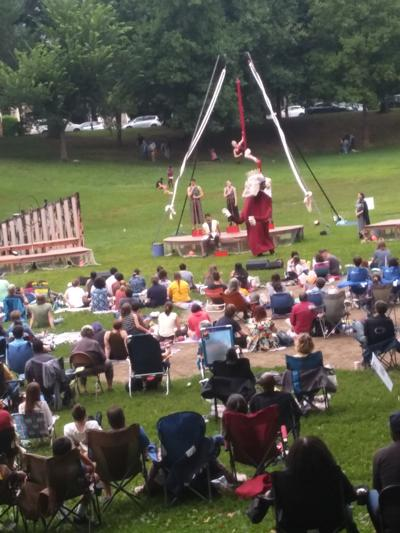 Image: Shakespeare in the Park is back