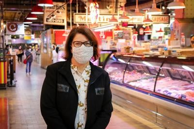 Image: Reading Terminal Market Corporation names Annie Allman new General Manager