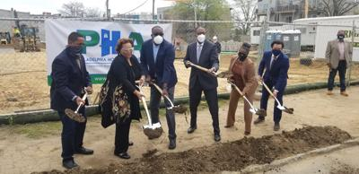 Image: Construction Begins on 60 New Affordable Units