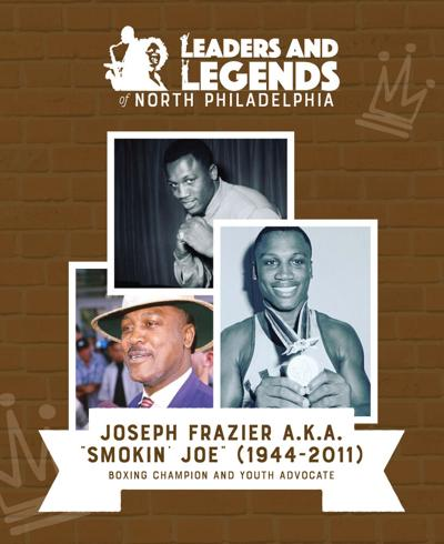 """Image: Smith Memorial Playground celebrates African American """"Leaders and Legends of North Philadelphia"""", February 6-28"""