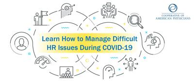 #CAP HR issues Covid-19