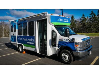 Public Health mobile unit
