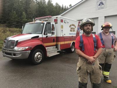 Blue Mountain Fire Department