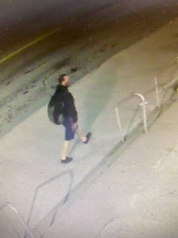 Trenton armed robbery suspect