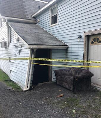Fire in Trenton ruled suspicious