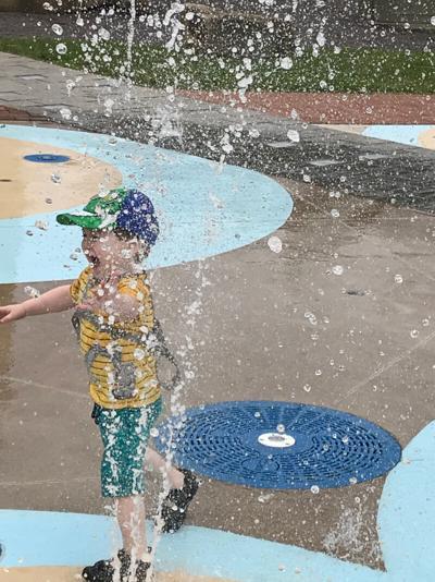 Homecome splash I