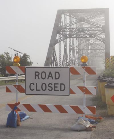 Closed Champ Clark Bridge