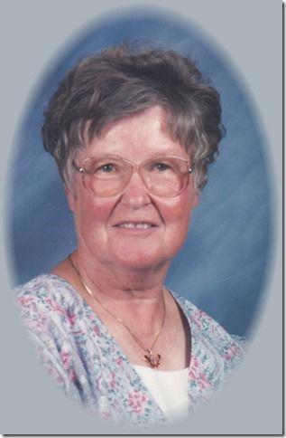 Obit: Betty McCoy