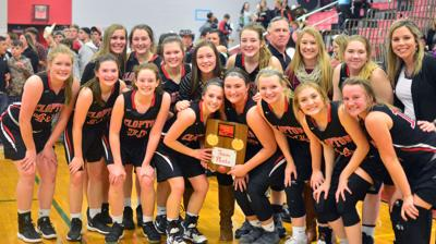 Buzzer beater lifts Lady Hawks to Bowling Green Tournament title