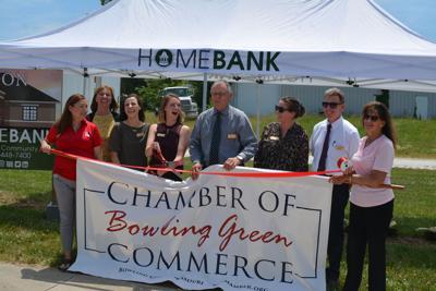 Groundbreaking ribbon cutting for HomeBank