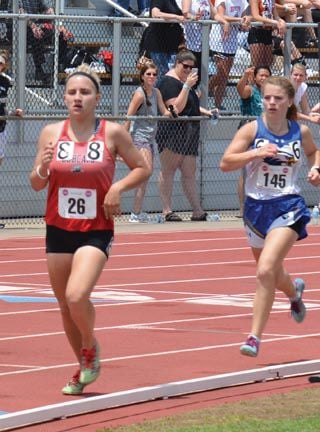 Bowling Green High School track athletes earn new school records