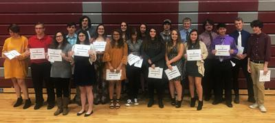 2019 LHS NHS Inductees