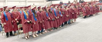 Full LHS graduating class