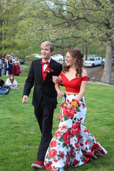 Photos: Clopton celebrates prom