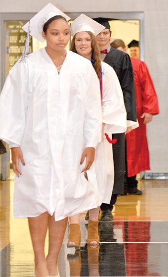 Clopton Graduates