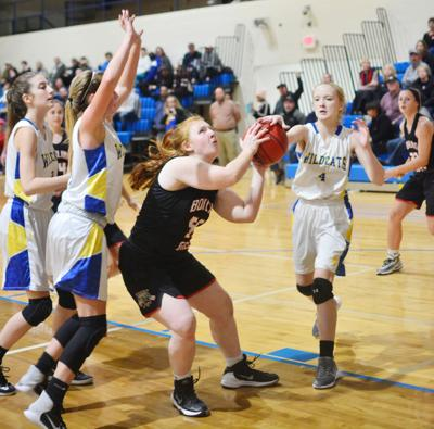 Lady Wildcats No Match For Lady 'Cats