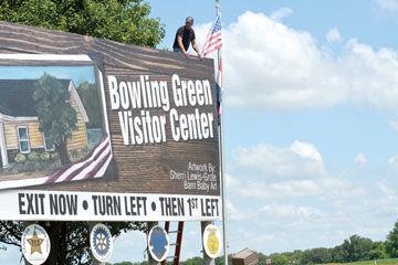 Bowling Green Billboard