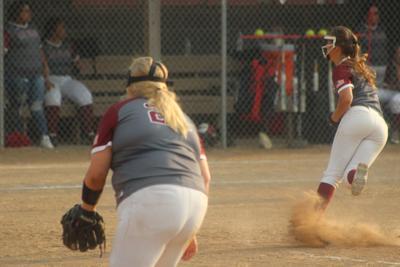 Faith Hill pitches
