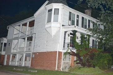 The Hardin House