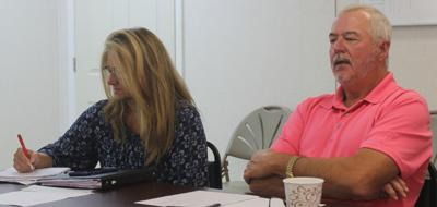 August 2019 meeting of the Hwy. 54 Coalition