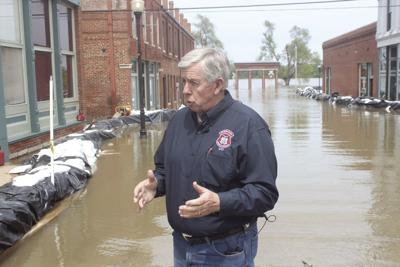Parson flood
