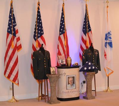 Veteran honors