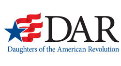 Daughters of the American Revolution (DAR) logo