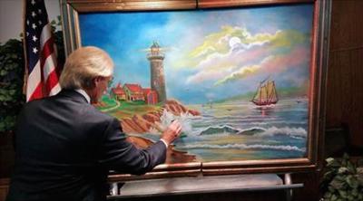 Randy Davis Chalk Artist