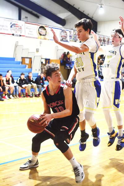 BGHS has blowout win at Wright City