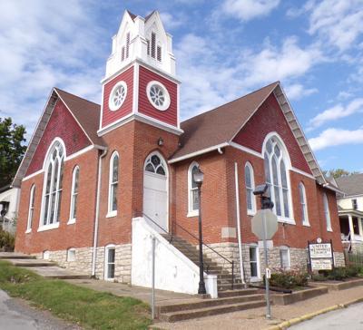 Exterior Clarksville United Methodist Church
