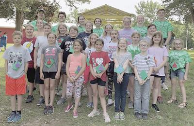 Pike County 4-H Junior Camp 2019