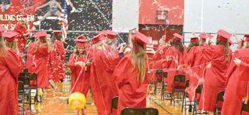 Grad celebration