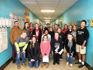 BGHS Holiday Give Back