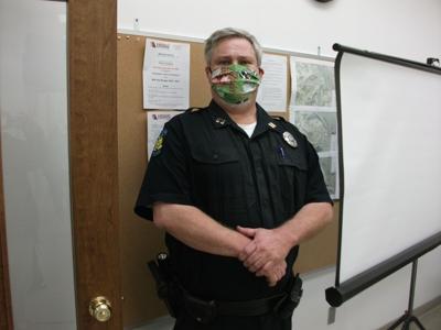 Police Chief Jones