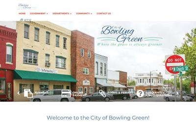 New Bowling Green Website